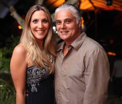 Verena e Marcelo Fiori