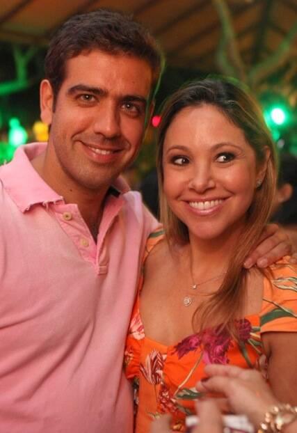 Arthur Borges e Alessandra Amaral