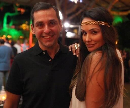Beto e Luciana Pittigliani