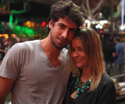 Bernardo Sued e Celina Palhares