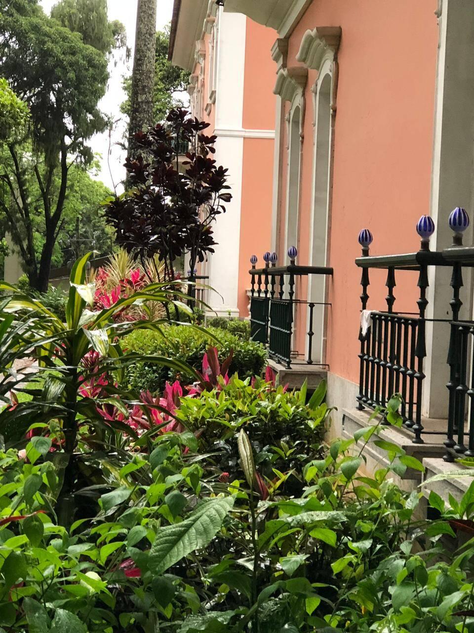 As varandas da lateral da casa /Foto: Arquivo site Lu Lacerda