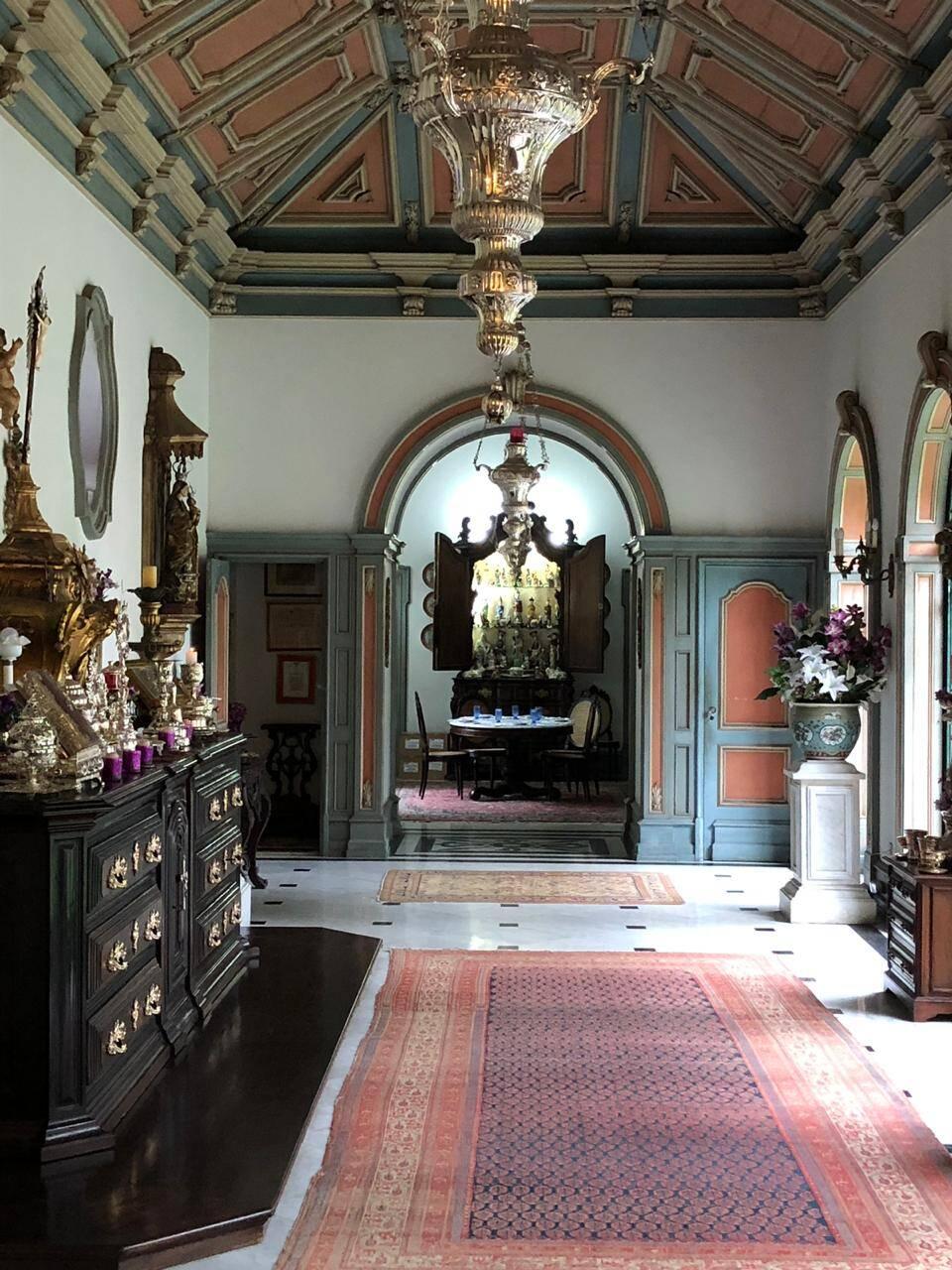 O interior do instituto /Foto: Arquivo site Lu Lacerda