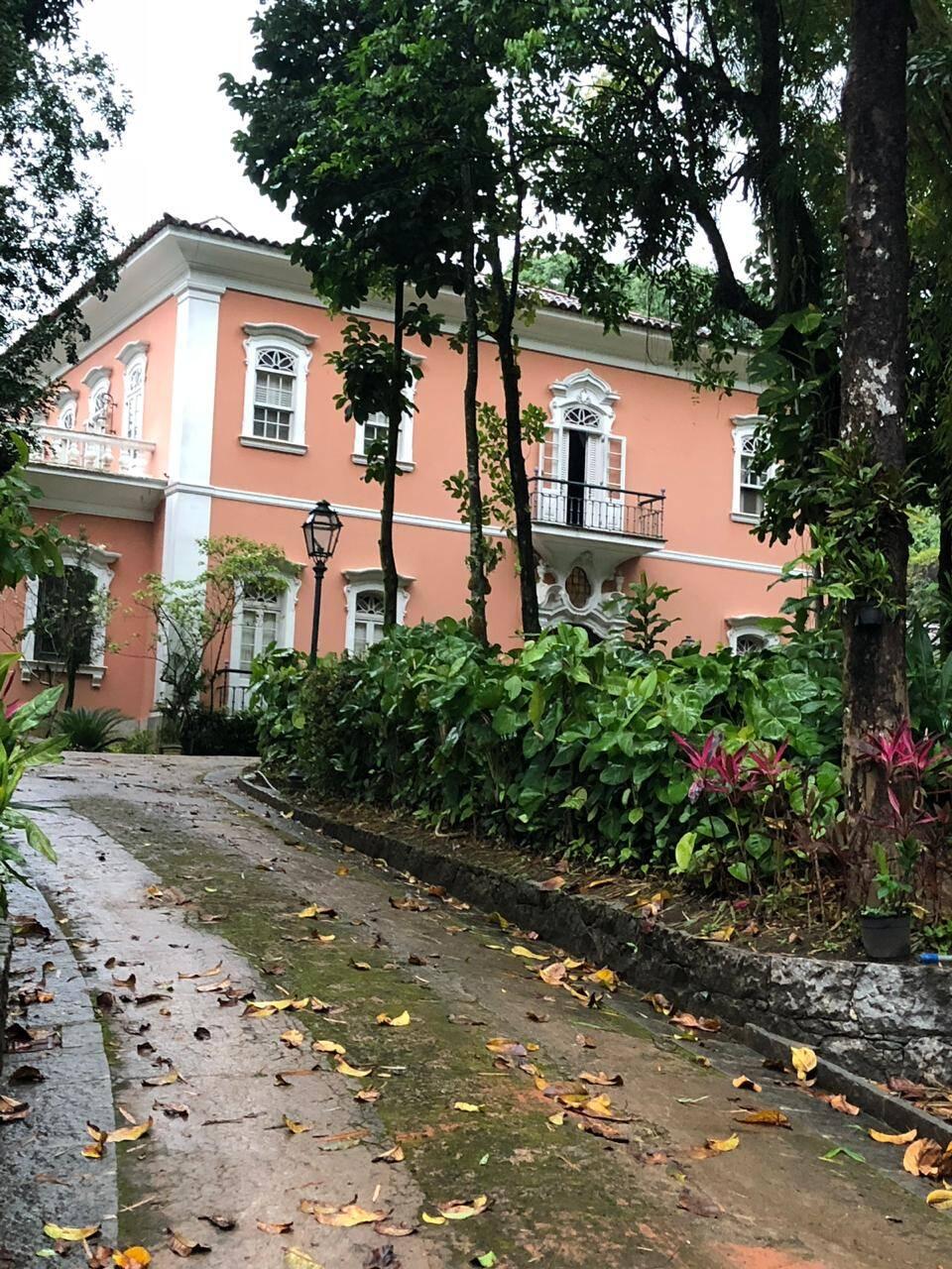 A fachada do instituto /Foto: Arquivo site Lu Lacerda