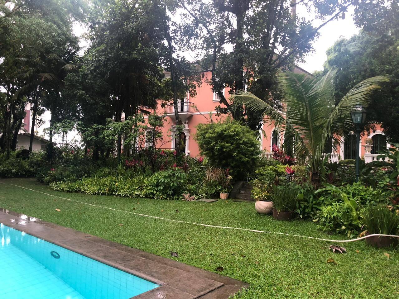 Visão da piscina da casa /Foto: Arquivo site Lu Lacerda