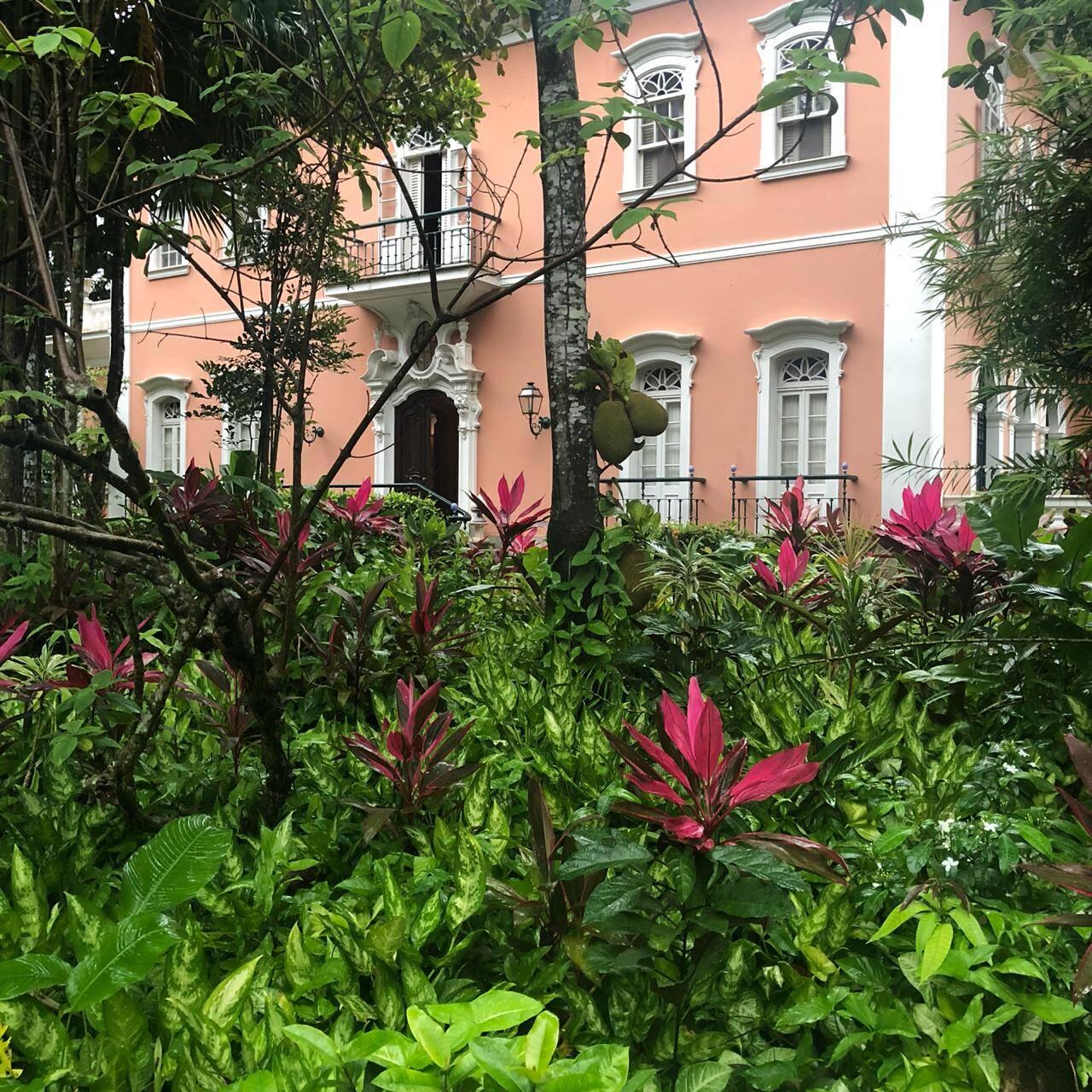 A fachada do Instituto Brando Barbosa /Foto: Arquivo site Lu Lacerda