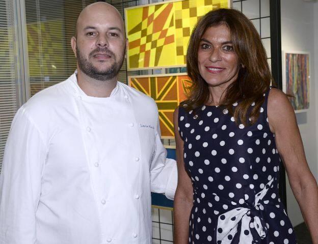 Christiano Ramalho e Jacqueline Plass