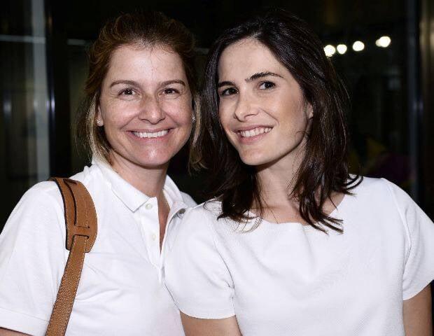 Mariana Luchi e Patrícia Secchin