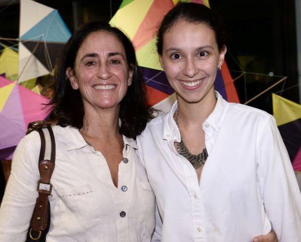 Biza e Maria Mendes de Almeida