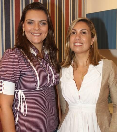 Juliana Masotti e Flavia Coelho