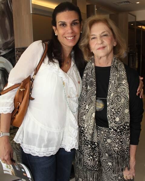Rosely Müller e Julinha Serrado