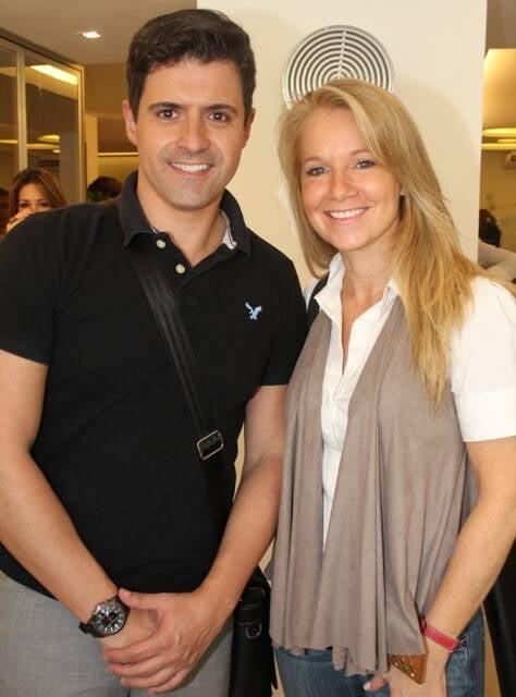 Rodrigo Barbosa e Acia Stern