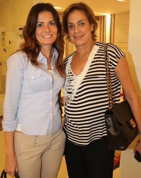 Flavia Costa e Sylvia Fraga