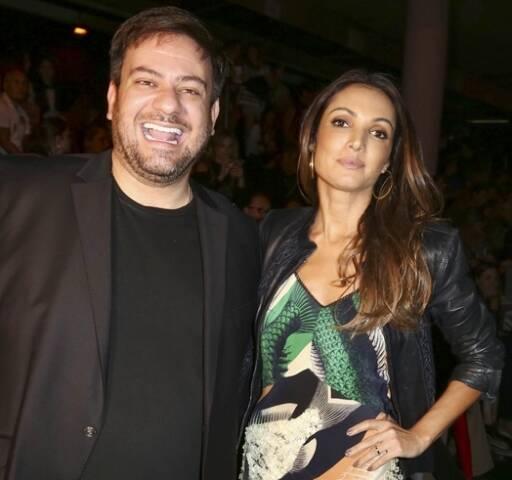 Bruno Astuto e Patricia Poeta