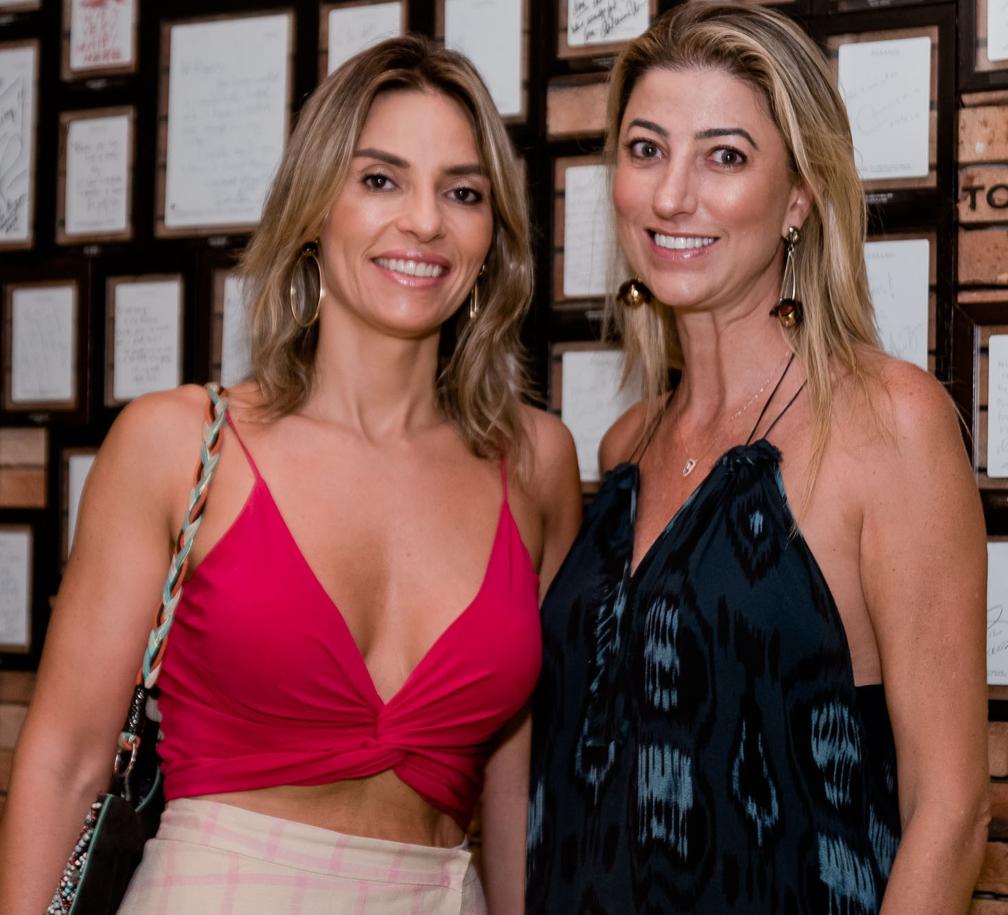 Paola Bufrem e Cris Casagrande /Foto:  Renato Wrobel
