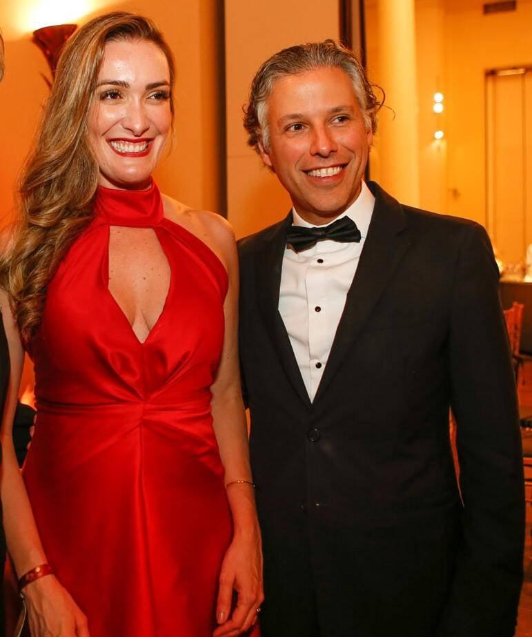 Maria Roberta Martins e Marcelo Araujo /Foto: Gianne Carvalho