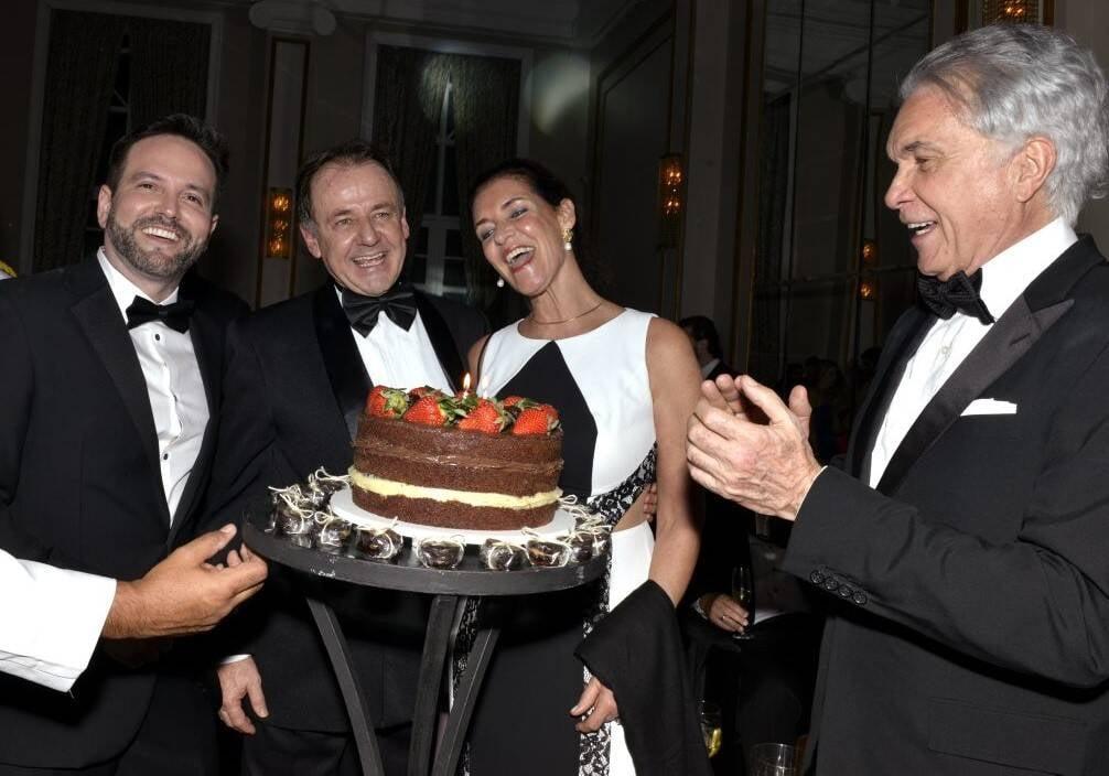 André Maranhão,   Niveo Steffen, Nora Helena e Volney Pitombo /Foto: Cristina Granato