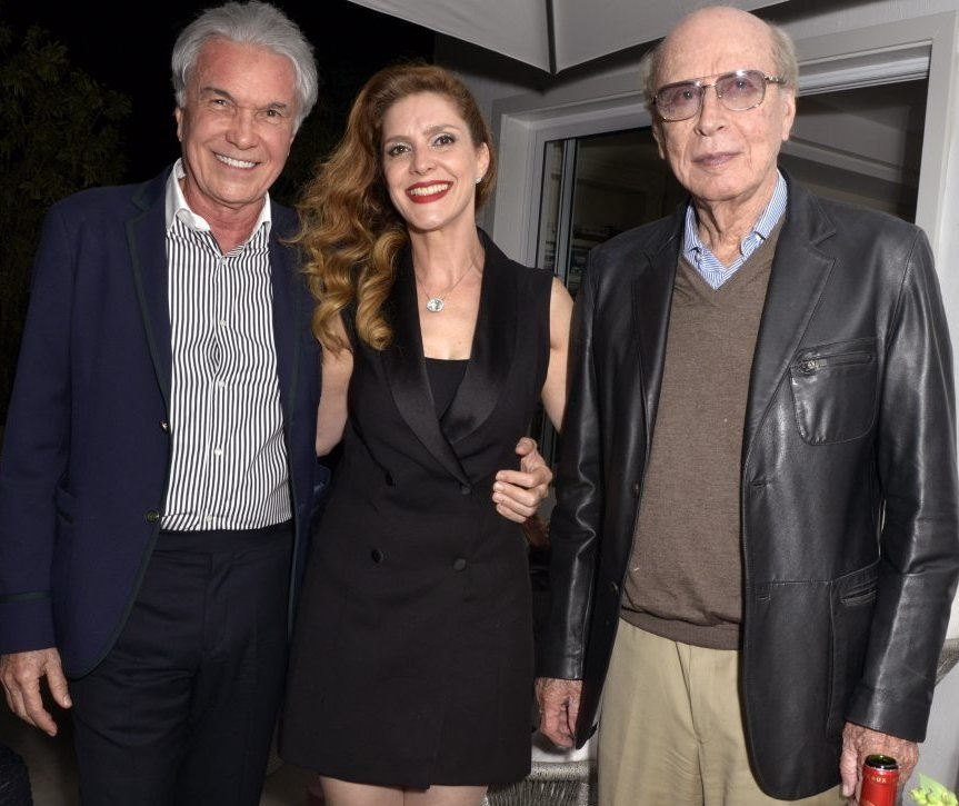 Volney Pitombo, Natale Gontijo e Ronaldo Pontes /  Foto: Cristina Granato