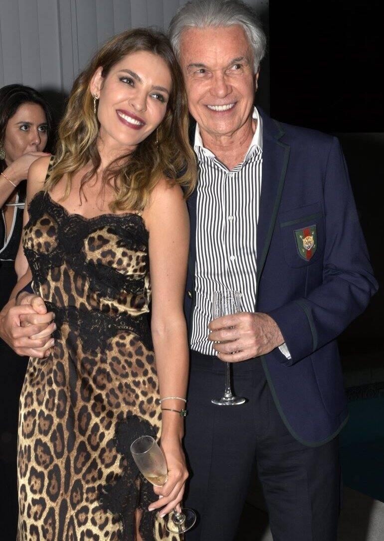 Patrícia Neves e Volney Pitombo /  Foto: Cristina Granato
