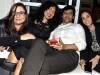 Bia Ronai , Bianca Teixeira , Alex Pires e Antônia Leite Barboza  /  Foto: Cristina Granato