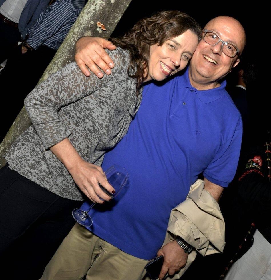 Isabel Diégues e Emílio Kallil  /Foto: Cristina Granato