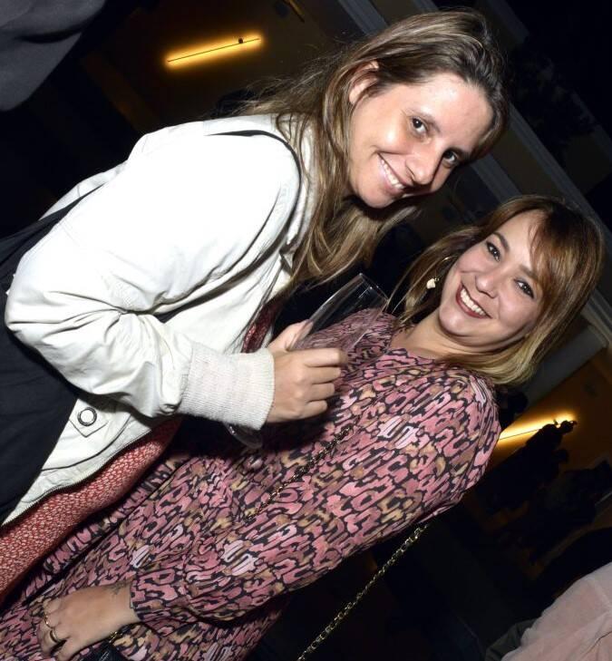 Gabriela Noujaim e Ludmila de Oliveira  /Foto: Cristina Granato