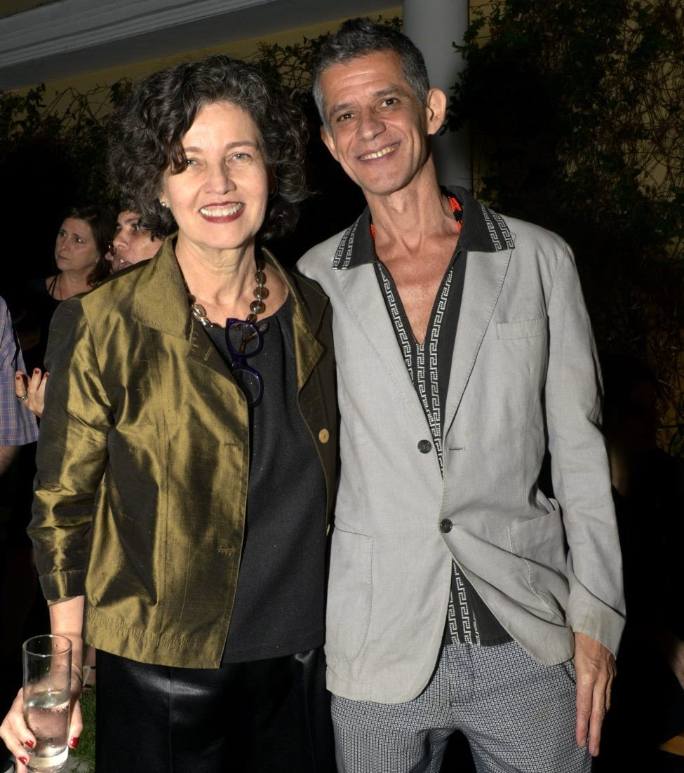 Claudia Noronha e Cabelo  /Foto: Cristina Granato