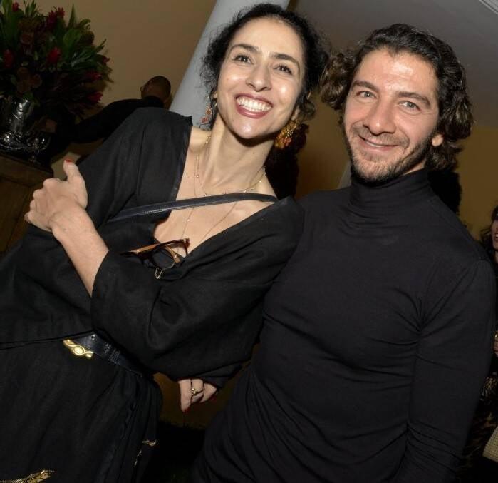 Marisa Monte e Fabio Szwarcwald  /Foto: Cristina Granato
