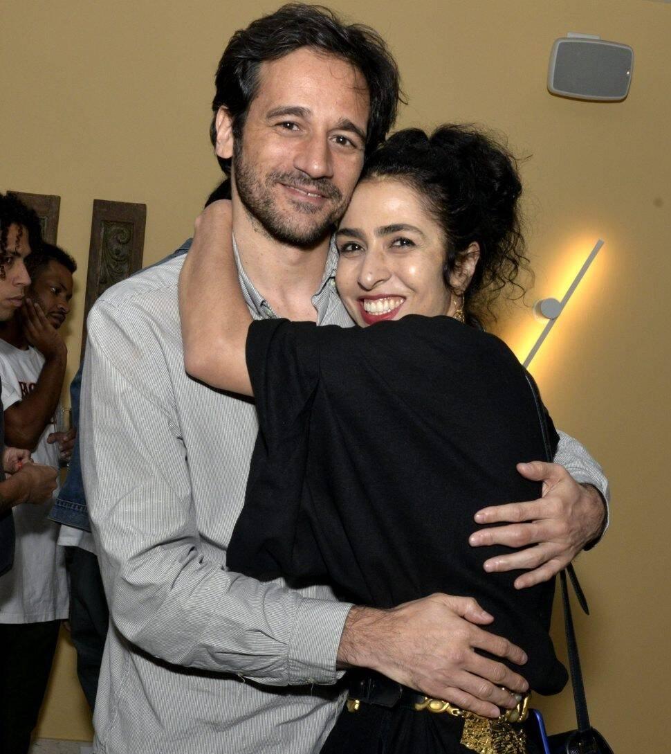 Diogo Pires Gonçalves e Marisa Monte  /Foto: Cristina Granato