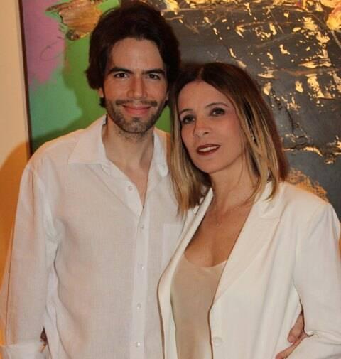 Verônica Pontes e Marcelo Borgongino