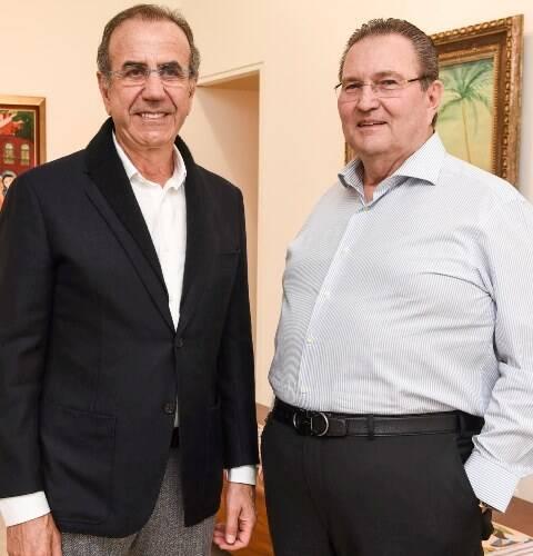Alfredo Khouri e Roberto Baumgart