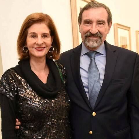 Beatriz Vicente de Azevedo e Jorge Landman