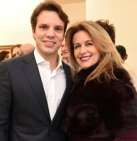 Guilherme Assis e Claudia Cinel