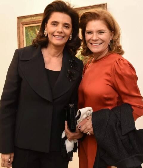 Ially Mansur e Mara Coutinho