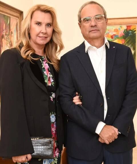 Lucia e Marlus Dall Stella