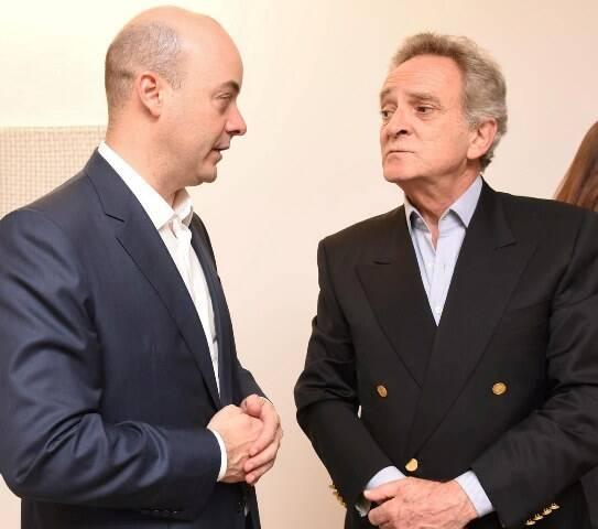 Zeco Auriemo e Michel Jafet