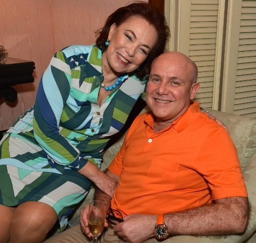 Maryse e Paulo Müller