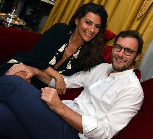 Nicole Tamborindeguy e Ricardo Manela