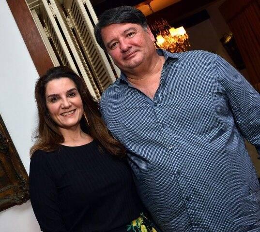 Patricia e Guilherme Stussi