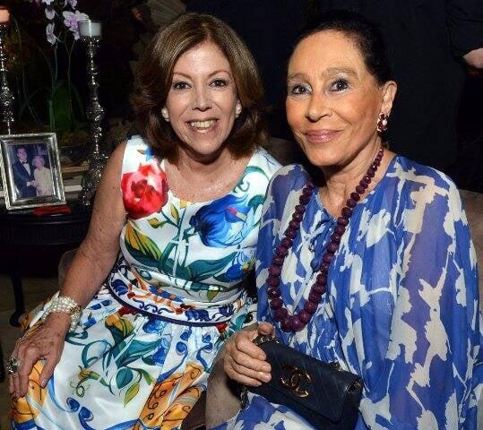 Sylvia de Castro e Myrian Gagliardi