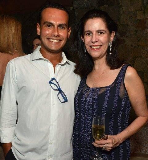 Pedro Henrique e Fátima Brizola