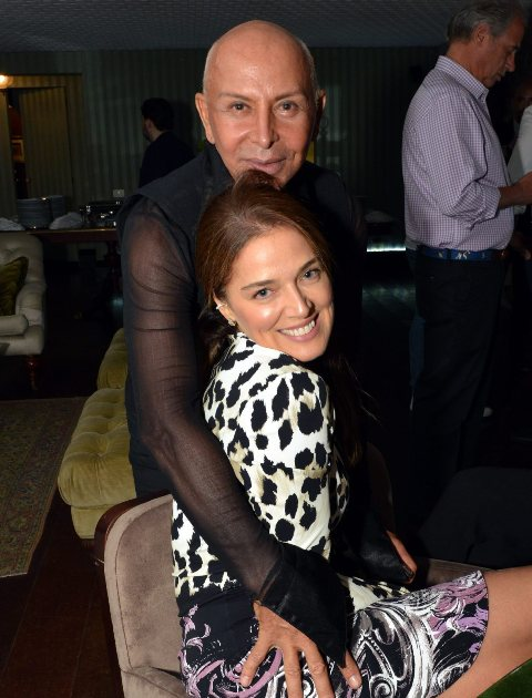 Zé Reynaldo e Vanessa de Oliveira