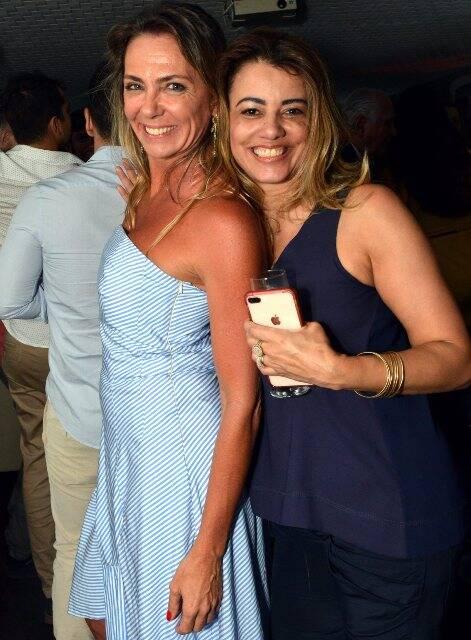 Márcia Veríssimo e Paloma Perdigão