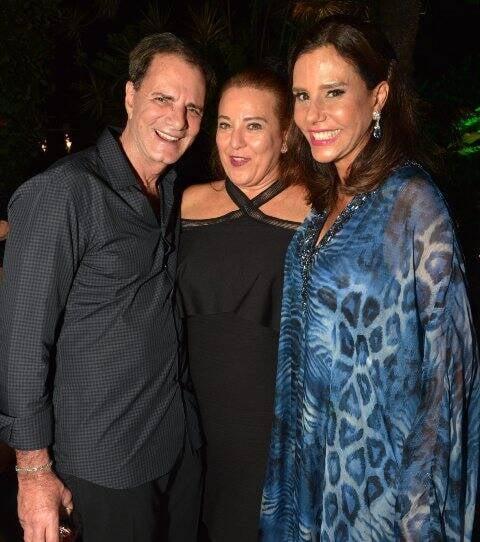 Edgar Moura Brasil, Priscilla Levinsohn e Narcisa Tamborindeguy