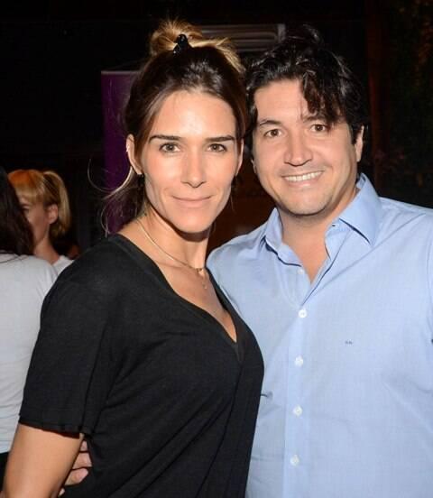 Tatiana Gontijo e Gustavo Manso