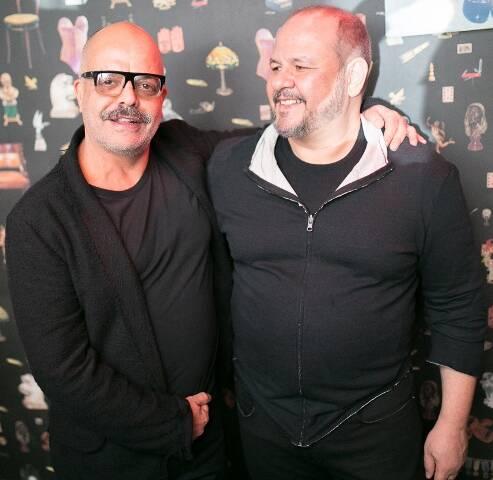 Cacá Ribeiro e Rodrigo Mussolino
