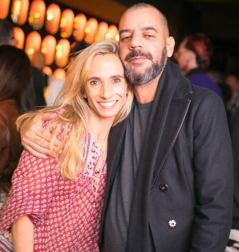 Fernanda de Goeye e Ruy Brisolla