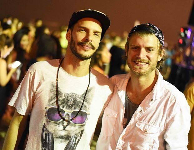 Daniel Chaudon e Tom Rezende