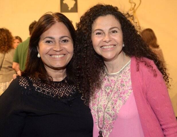Cacá Sancho e Yara Figueiredo