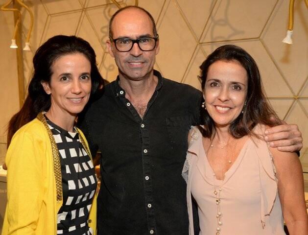 Camila Jereissati, Vicente de Paulo e Yrys Albuquerque