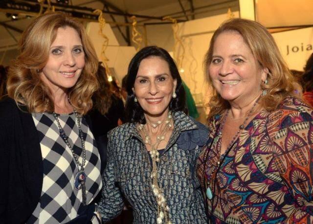 Katia Spolavori, Beth Pinto Guimarães e Renata Fraga